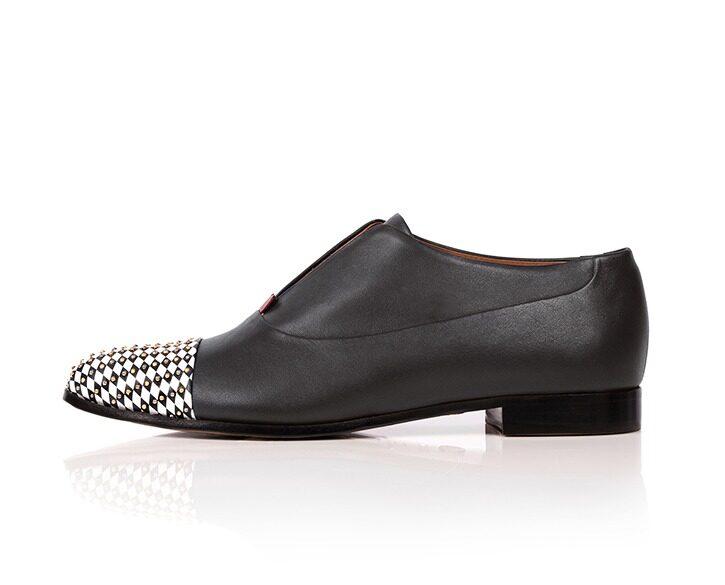 Mastra Ma' - oxford shoe women grey - Gaia