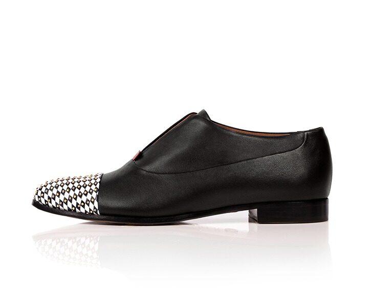 Mastra Ma' - oxford shoe women black - Gaia