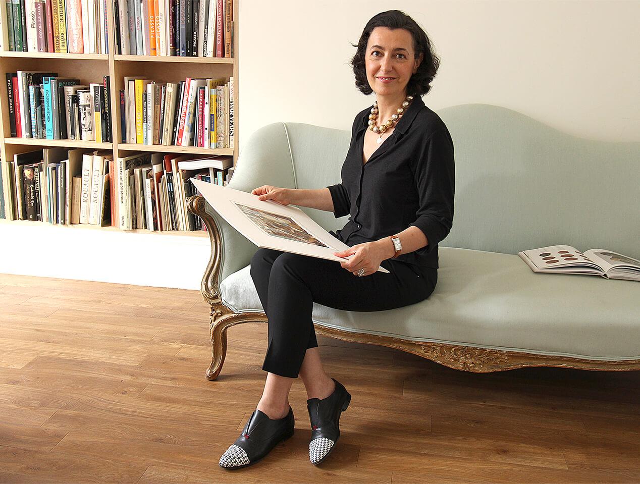 Anne Francoise Gavanon