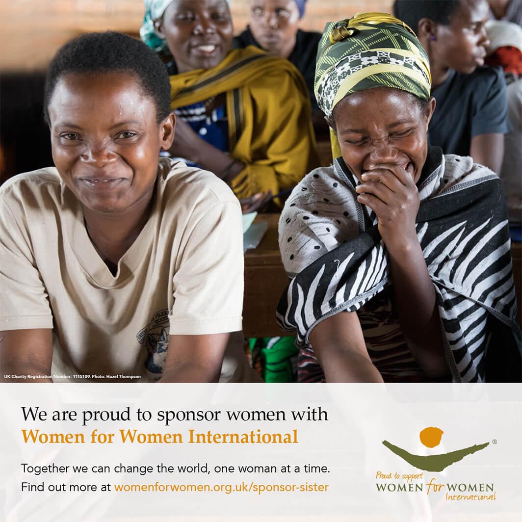Women For Women International Charity